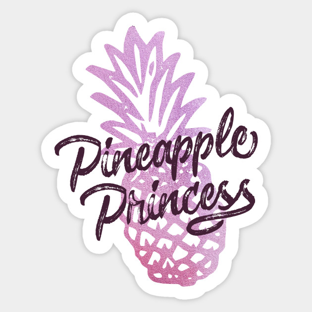 8a83b4ce2e7 Pineapple Princess