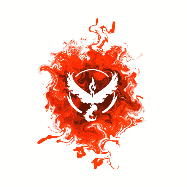 Team Valor Flare Up