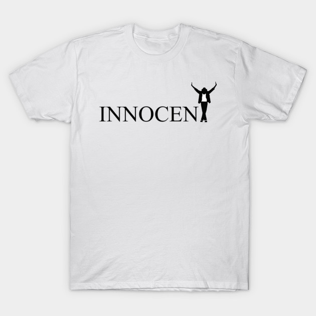 1f04200d36f2 INNOCENT - Michael Jackson - Michaeljackson - T-Shirt