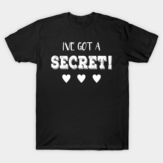 i ve got a secret i m going to be a big cousin t shirt ive got a