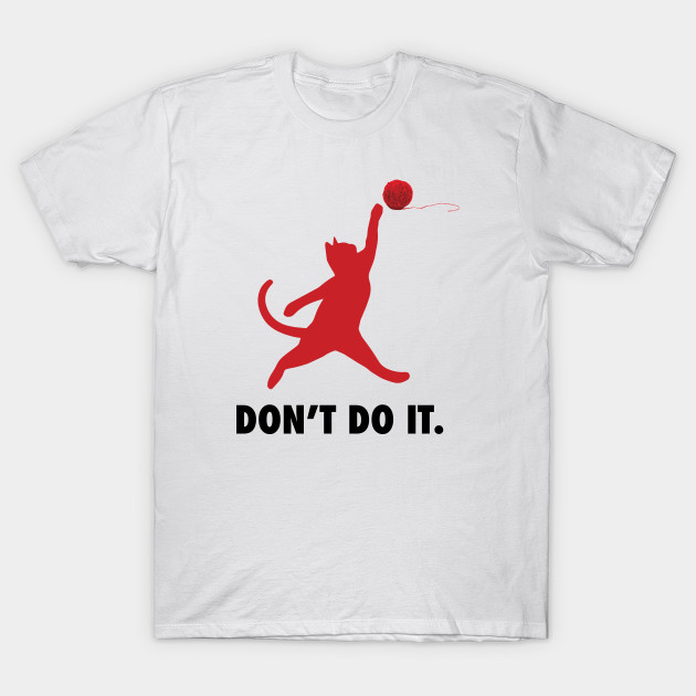 ca3b46ffa79a The Jumpcat logo - Jumpman - T-Shirt