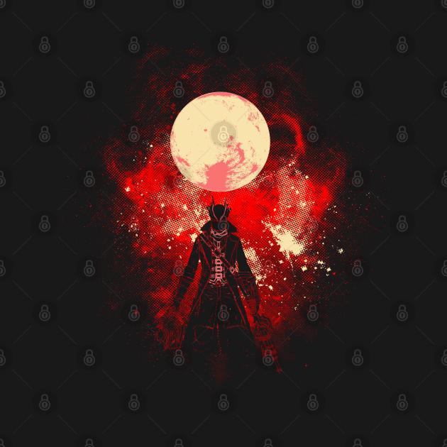 Red Moon Art