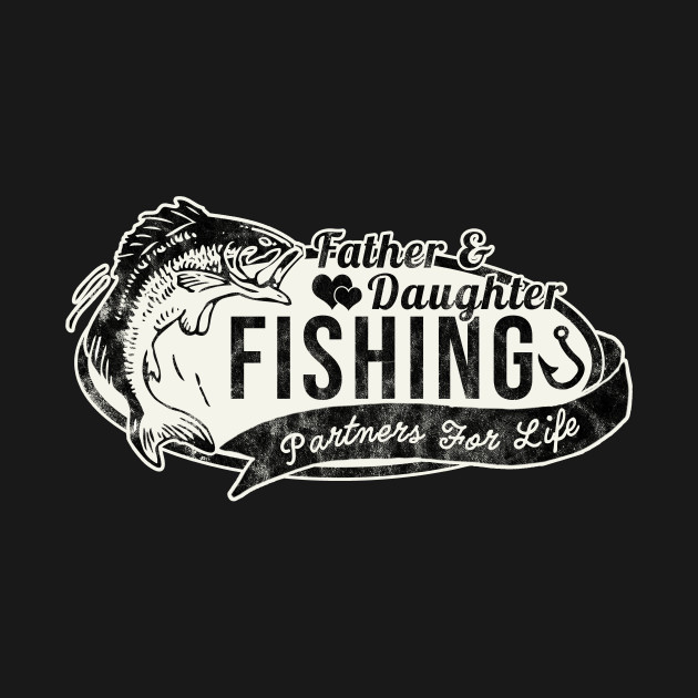 e1dab1f6 ... Fathers Day Gifts Father Son Fishing Partners For Life Shirt