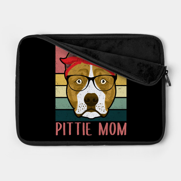 Pittie Mom   American Pit Bull Terrier Owner Gift