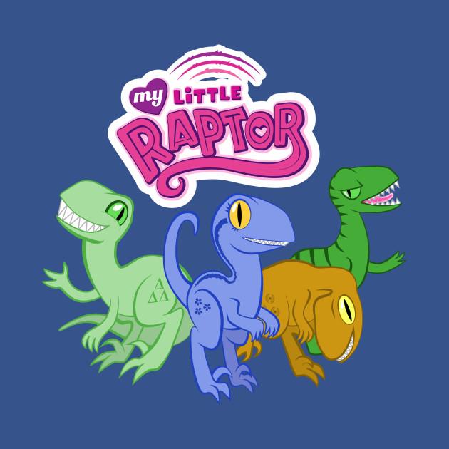 My Little Raptor