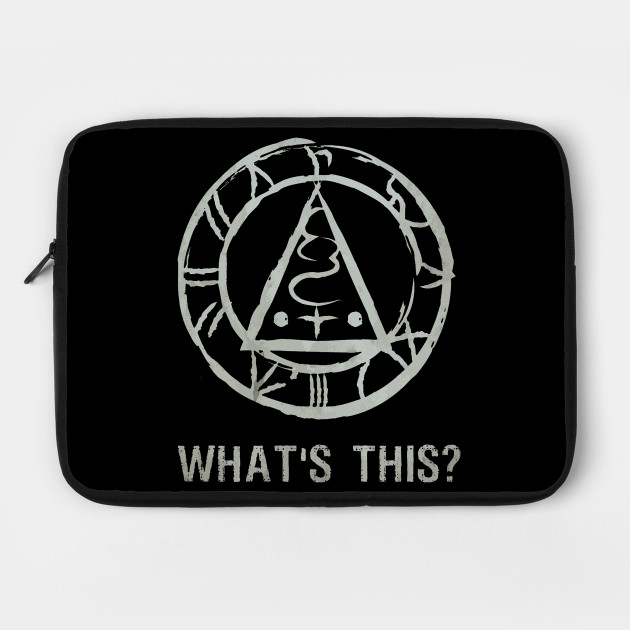"Silent Hill: Seal of Metatron ""What's This?"""