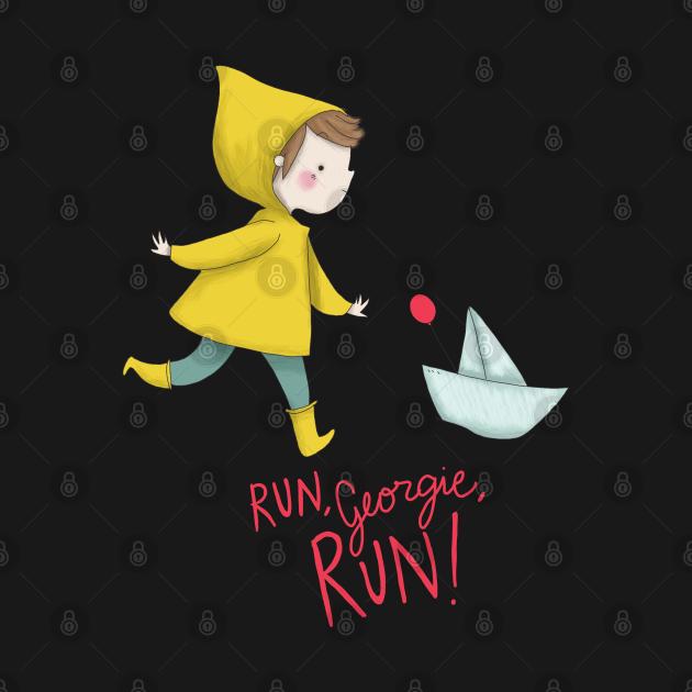 Run, Georgie, run!