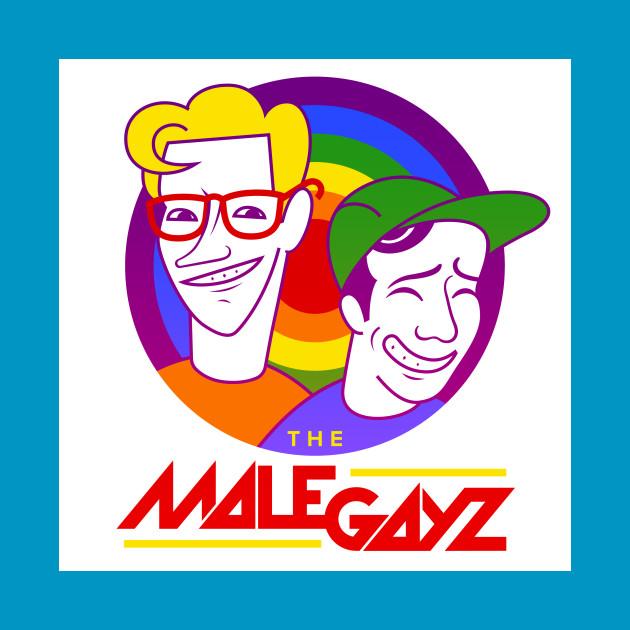 The Male Gayz Logo