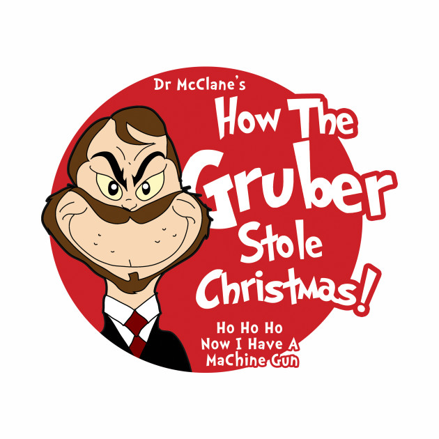 How the Gruber Stole Christmas