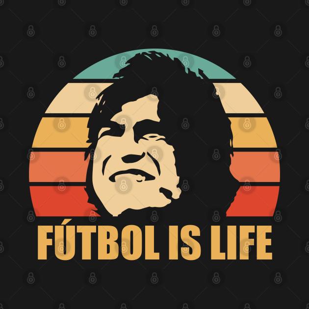 FUTBOL IS LIFE