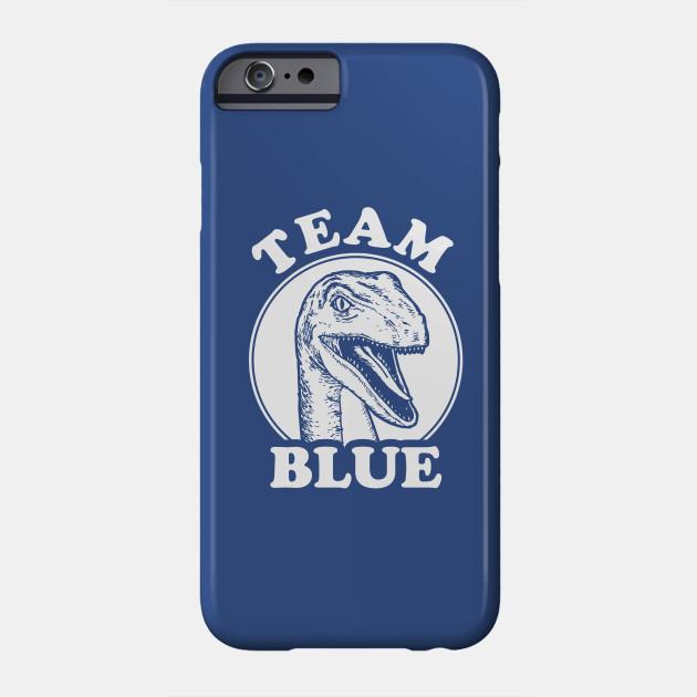 Team Blue Raptor