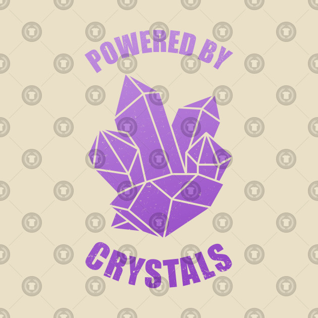 Powered by Crystals - V1