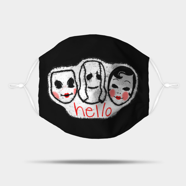 The Strangers say Hello