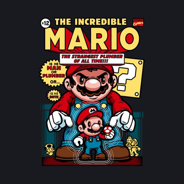 the incredible plumber