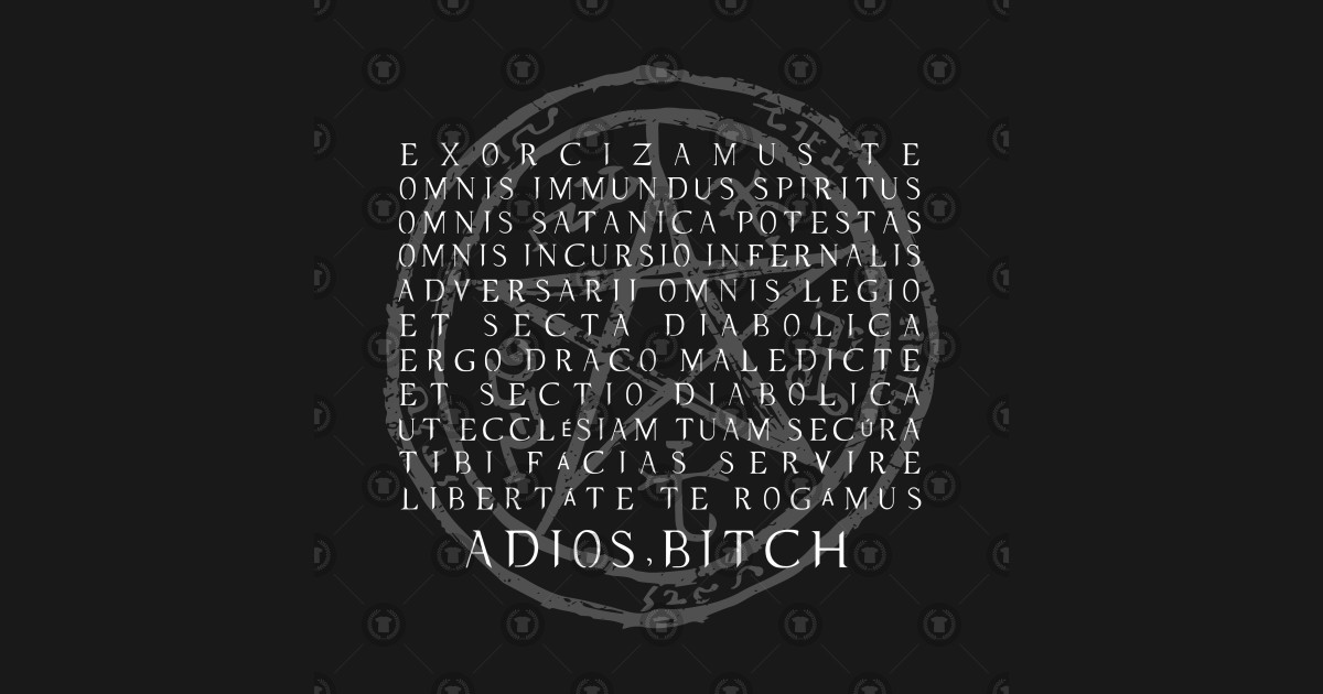 Supernatural - Exorcism - Adios Bitch by halfcrazy