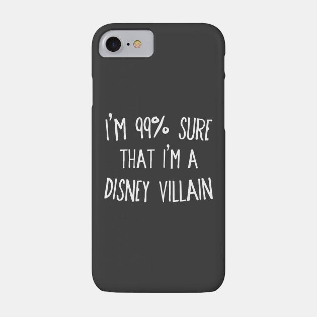 Pretty Sure I'm a Disney Villain