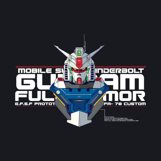 Gundam Thunderbolt Full Armor