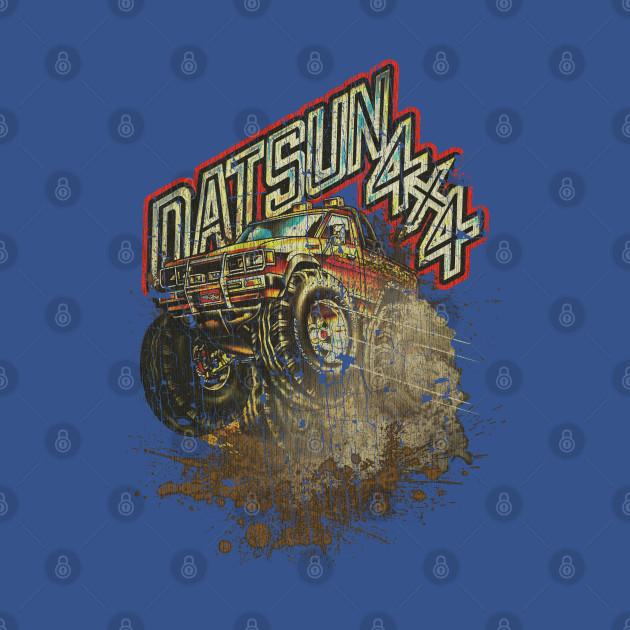 1982 Datsun 720 4X4 Pickup