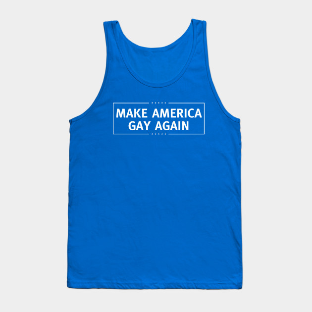 e069590705 Make America Gay Again Shirt LGBTQ Tee Lesbian Pride Clothes - Funny ...