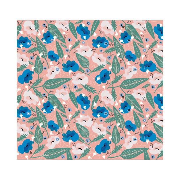 Botanical (pink)