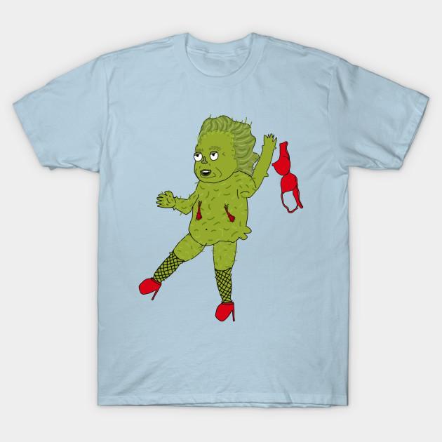 ee73005b Baby Grinch, Queen of the Night - Bechdel Cast - T-Shirt | TeePublic