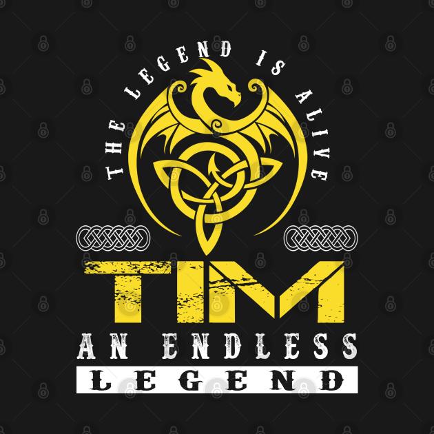 Legend is Alive TIM an Endless Legend