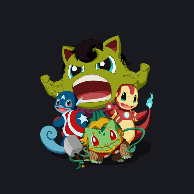 The Pokevengers