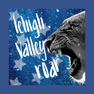 Lehigh Valley ROAR t-shirts