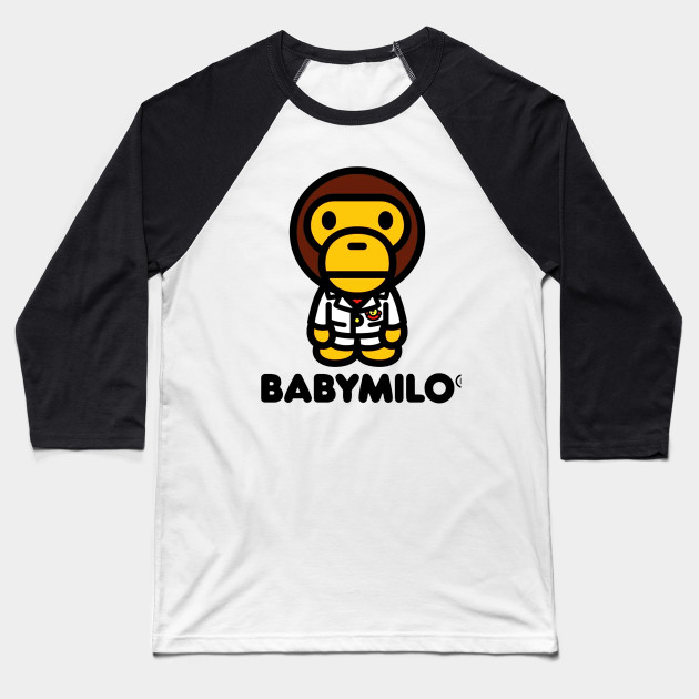 082d57b978c ... X ONE Source · Baby Milo A Bathing Ape Baby Milo A Bathing Ape Baseball T  Shirt