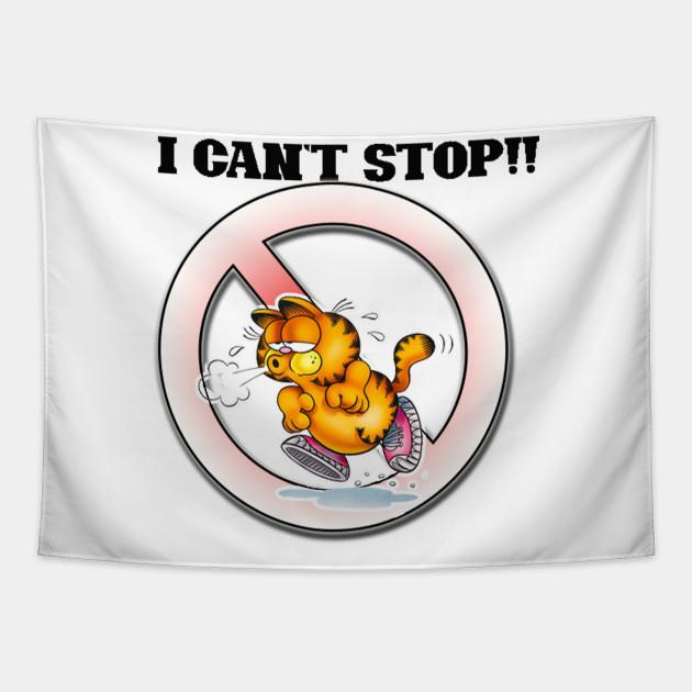 Garfield Jalan Garfield And Friends Tapestry Teepublic