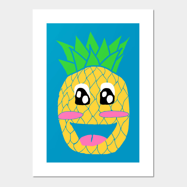 Cute Pineapple Friend