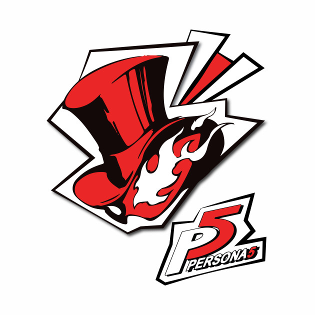 Persona 5 - Logo