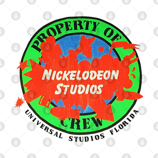 Nickelodeon Studios Crew - Universal Florida