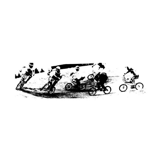 bmx racing old school
