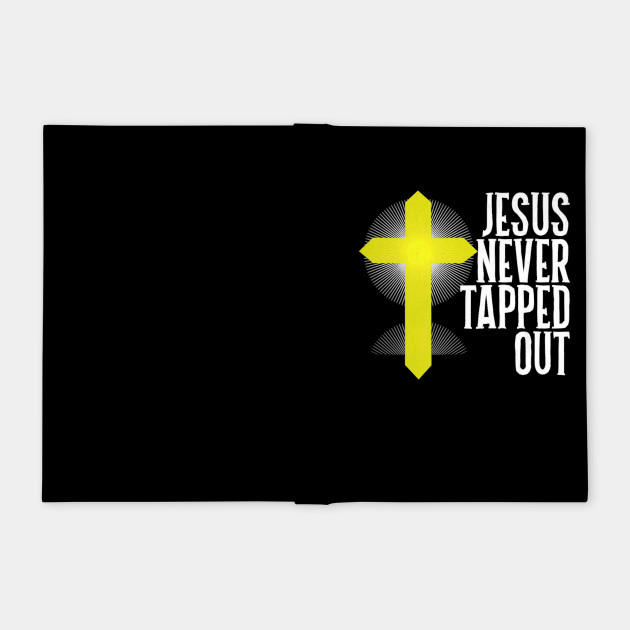 Jesus Never Tapped Out Christian Wrestling Faith