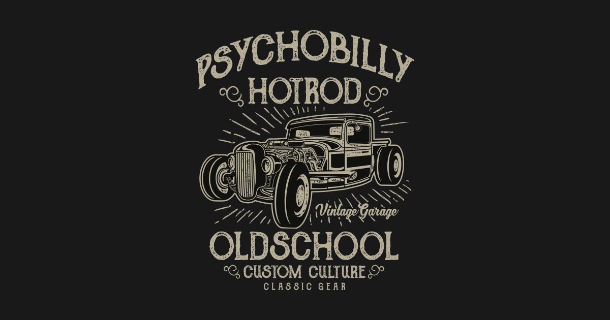 Hot Rod T-Shirts | TeePublic