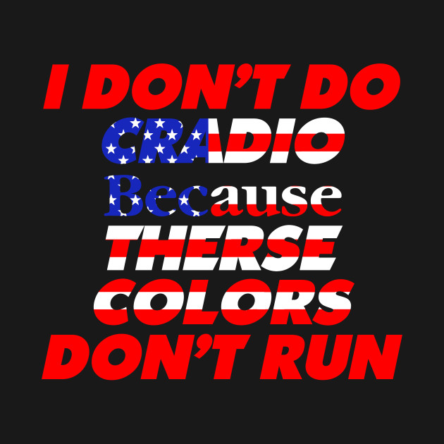 f4aec9dacf Funny 4th of July Shirts-I Don't Do Cardio for Men or Women tshirt ...