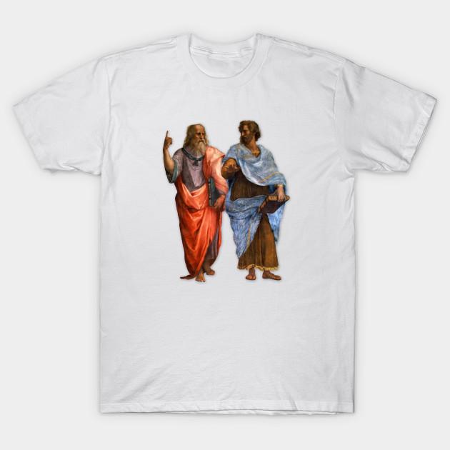 Invisible Basketballs Plato And Aristotle