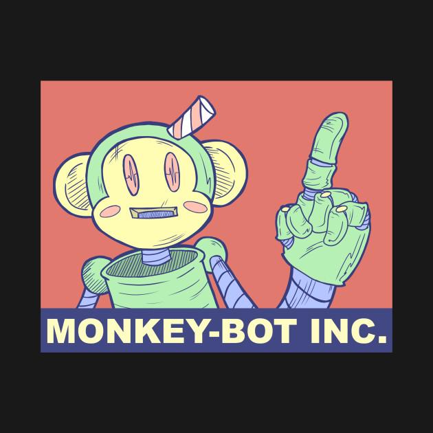 Monkey - Bot Pointer