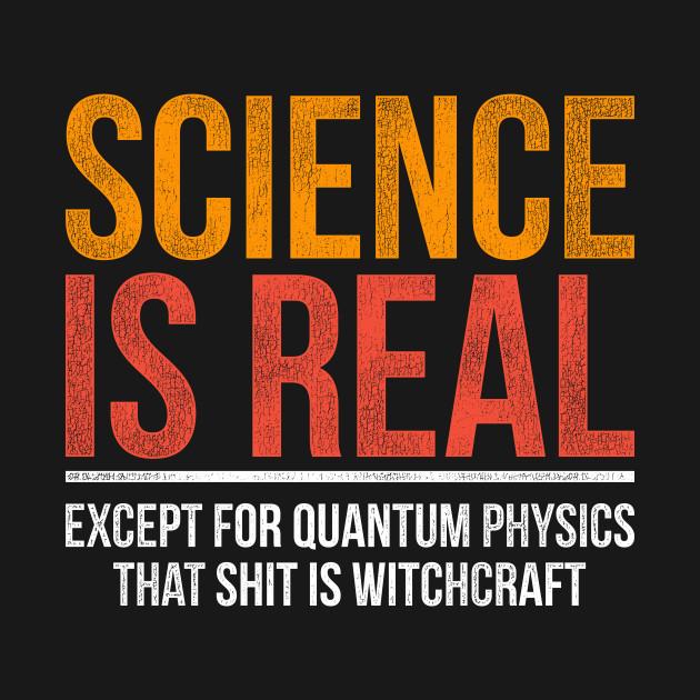 Vintage Science Quantum Physics