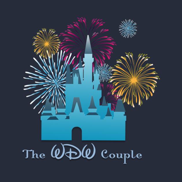 The WDW Couple Logo