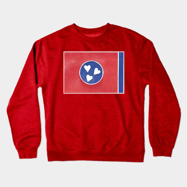 Tennessean Pride Nashville  Hoodie Pullover Distressed Tennesse Flag Men's Hoodies & Sweatshirts Sweaters