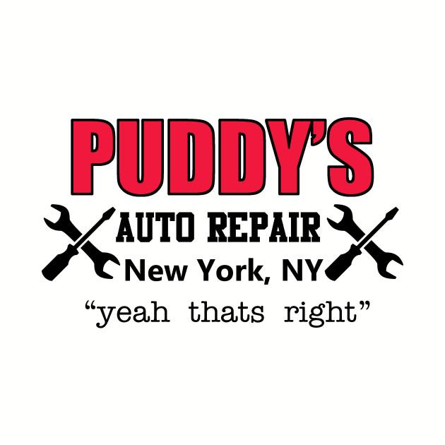 Seinfeld - Puddy's Auto Repair