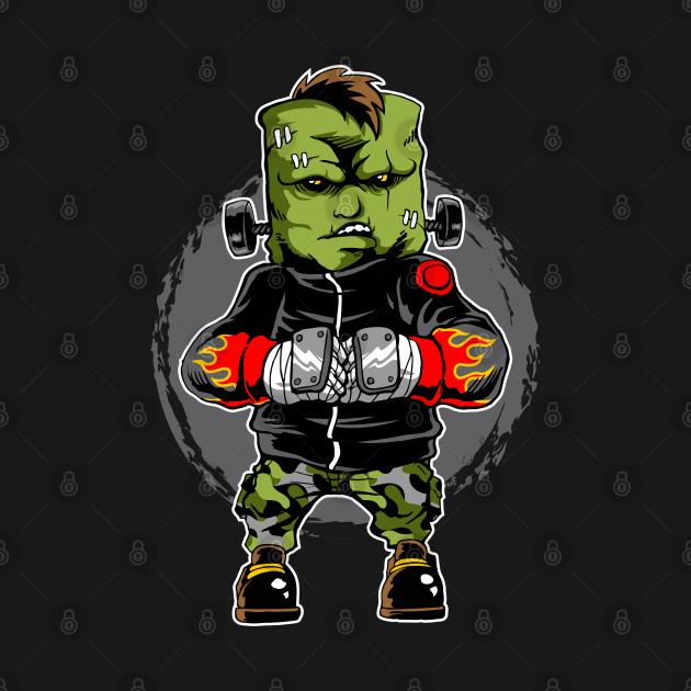 big fighter