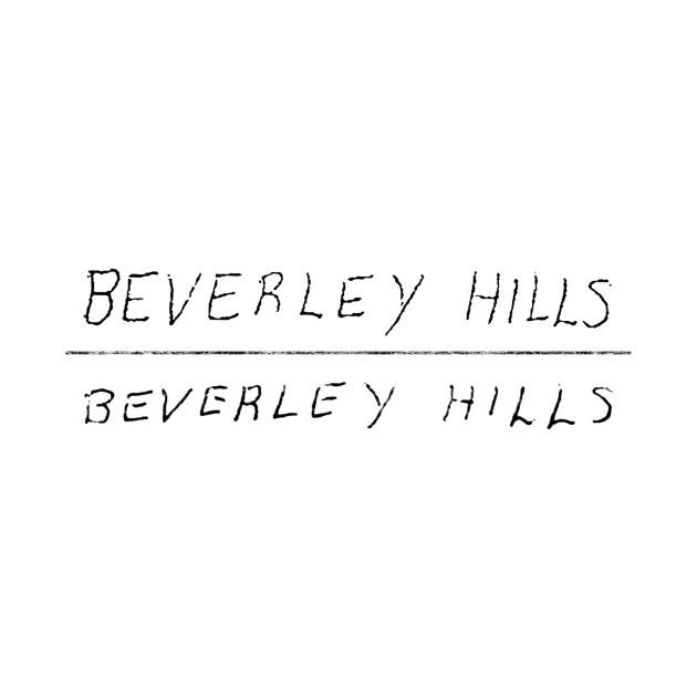 The Jinx - Beverley Hills - Black