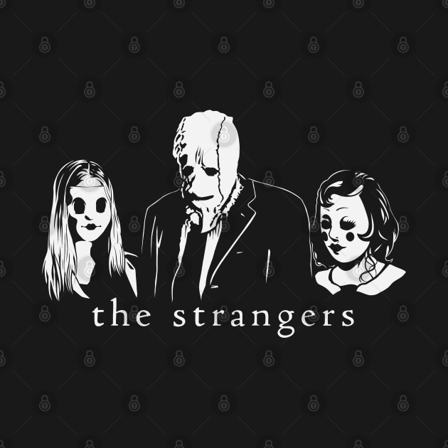 The Strangers white