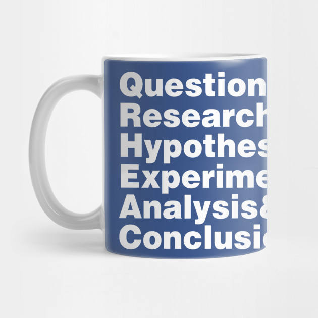 Scientific Method Helvetica