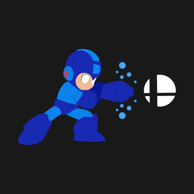 MegaMan Smash Ball