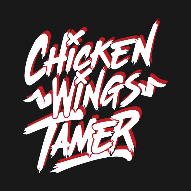 Funny Chicken Wings Tamer