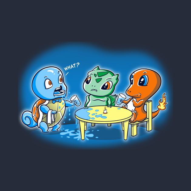 Waiter! Water Please